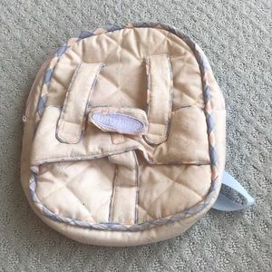 Bitty baby back pack